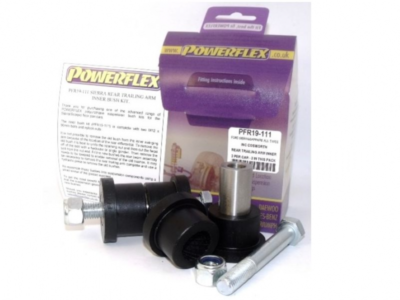 Powerflex Rear Trailing Arm Inner Bush Ford Escort Sierra Sapphire Cosworth 2 & 4wd PFR19-111
